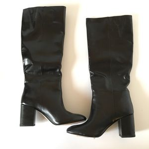 Louise et Cie Sz 7 Balasia Knee High Boot Leather